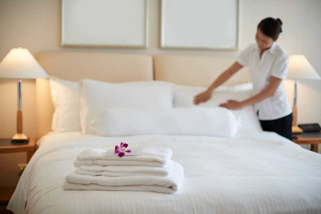 Lysol Philippines to Disinfect Discovery hotels